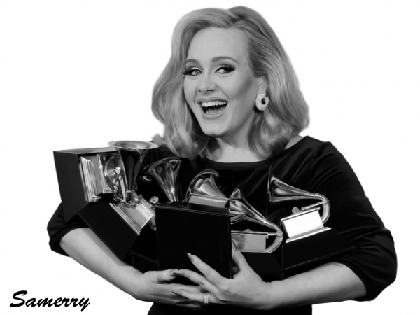 Adele by Samerry